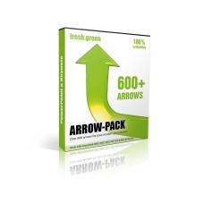 Arrows - Fresh Green