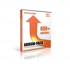 Arrows - Quick Orange